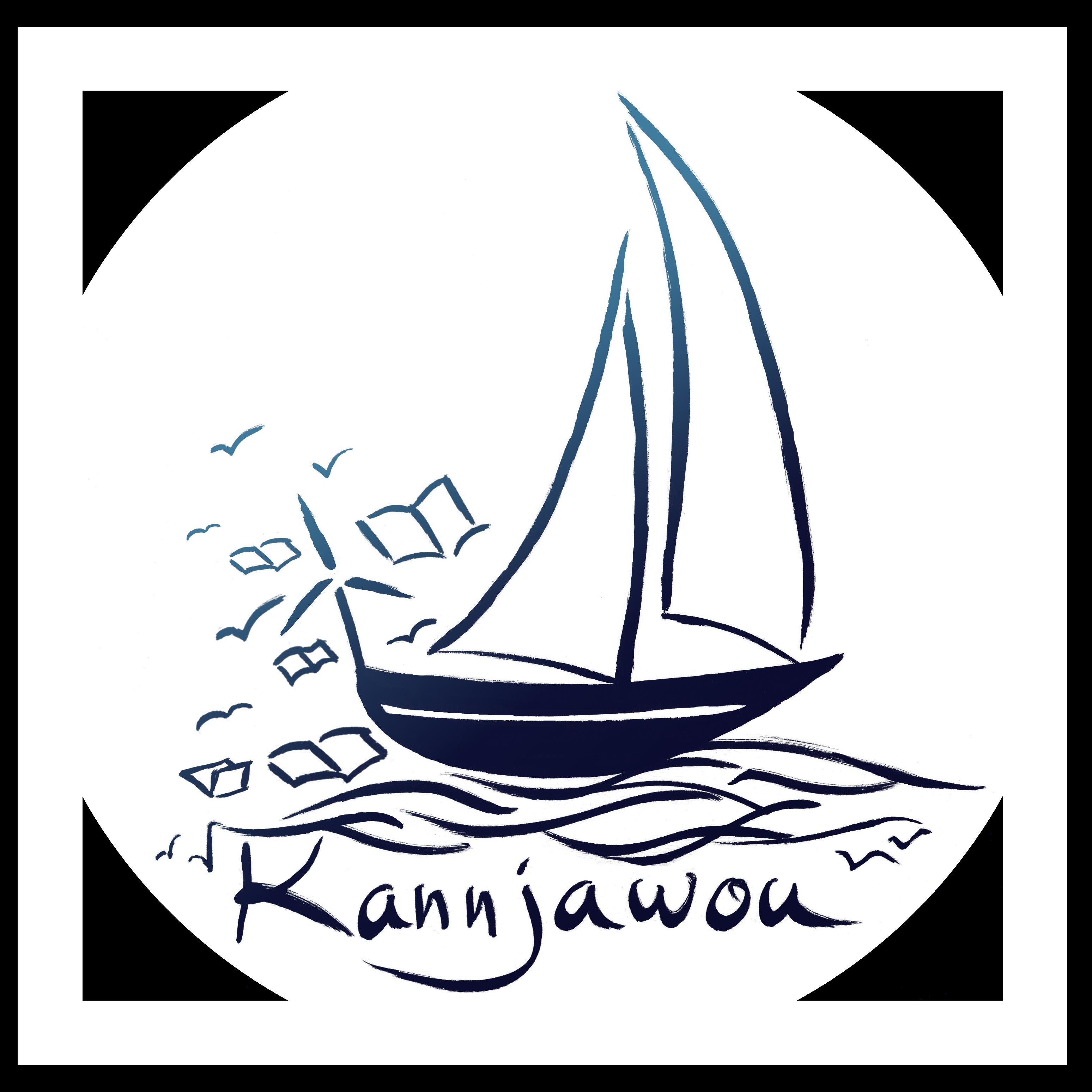 Kannjawou, le voilier-bibliothèque